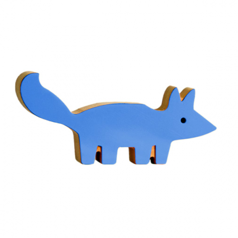 Raposa Azul