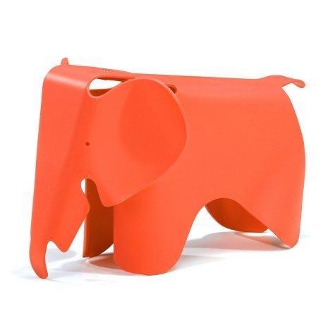 Banco Eames Elefante Laranja