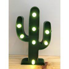 Luminária Cacto verde